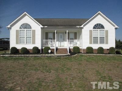Willow Spring(S) Single Family Home Pending: 142 Rosa Circle