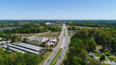 Wake County Commercial Lots & Land For Sale: Knightdale Boulevard