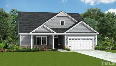 Willow Spring(S) Single Family Home Pending: 62 Troutman Way