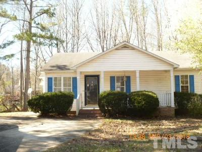 Knightdale Single Family Home For Sale: 1016 Spawn Place