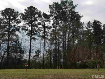 Durham Residential Lots & Land Contingent: 809 Cook Road