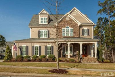 Holly Springs Single Family Home For Sale: 116 Marsh Barton Drive