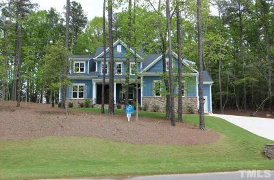 Pittsboro Single Family Home For Sale: 147 Gentry Drive