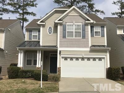 Morrisville Townhouse Contingent: 304 Founders Walk Drive