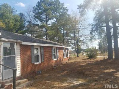 Johnston County Single Family Home For Sale: 892 Lakewood Road