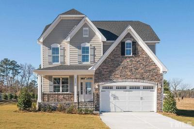 Fuquay Varina Single Family Home For Sale: 2262 Copper Pond Way