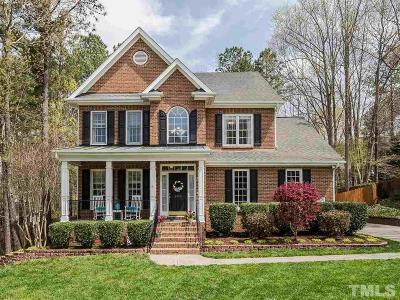 Wake Forest Single Family Home Pending: 8520 Parlange Woods Lane