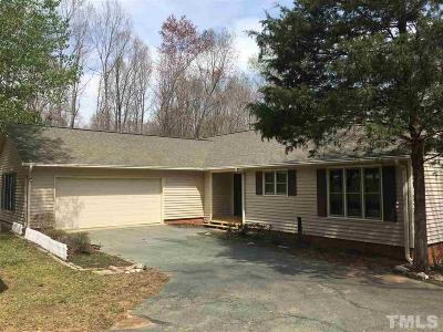 Wake Forest Single Family Home For Sale: 5616 Purnell Road