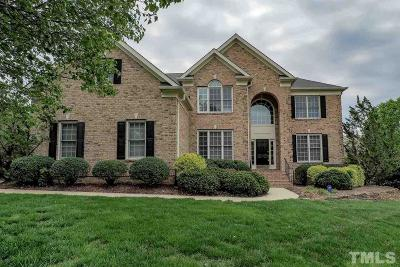 Brier Creek, Brier Creek Country Club, Country Club Hills, Eagle Ridge, Hedingham, Northridge, River Ridge, River Ridge Golf Community, Wakefield, Wildwood Green Single Family Home Contingent: 9313 Naples Court