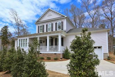 Carrboro Single Family Home Contingent: 114 Deer Street