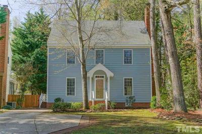 Cary Single Family Home Contingent: 220 Mainsail Drive