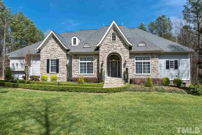 Youngsville Single Family Home Contingent: 30 River Manor Court