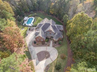 Wake Forest Single Family Home For Sale: 12113 Tharrington Road