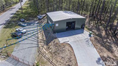 Harnett County Commercial For Sale: 8947 W Nc 27 Highway