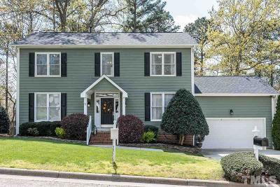 Cary Single Family Home Contingent: 105 Gwinnett Place