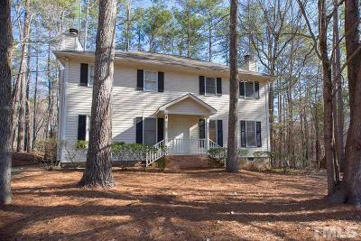 Wake County, Durham County, Orange County Multi Family Home Contingent: 4316 American Drive