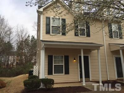 Johnston County Rental For Rent: 129 Woodson Drive