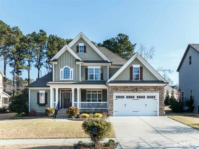 Wake Forest Single Family Home For Sale: 4213 Alpine Clover Drive