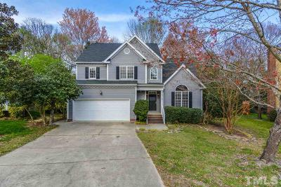 Brier Creek, Brier Creek Country Club, Country Club Hills, Eagle Ridge, Hedingham, Northridge, River Ridge, River Ridge Golf Community, Wakefield, Wildwood Green Single Family Home For Sale: 4745 Grand Cypress Court