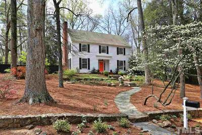 Chapel Hill Single Family Home For Sale: 422 Westwood Drive