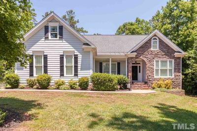Youngsville Single Family Home For Sale: 115 Blue Heron Drive