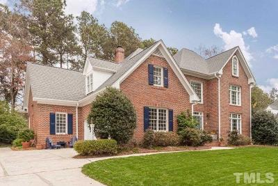 Cary Single Family Home For Sale: 105 Links End Drive