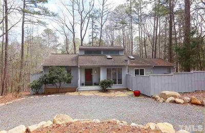Chatham County Single Family Home Contingent: 170 Wintersage