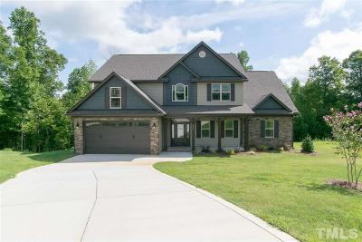 Knolls At The Neuse Single Family Home For Sale: 194 Northcliff Court