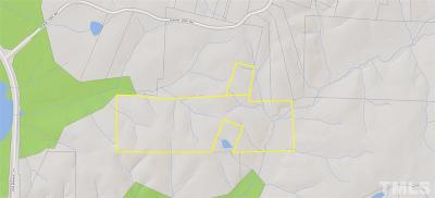 Wake County Residential Lots & Land Contingent: Belmont Drive
