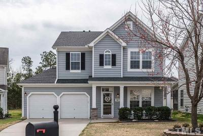 Rolesville Single Family Home Contingent: 606 Upwey Court