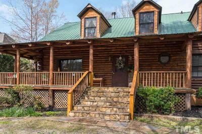 Louisburg NC Single Family Home For Sale: $350,000