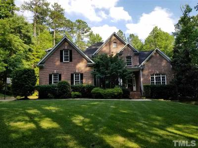 Wake Forest Single Family Home For Sale: 7608 Fullard Drive