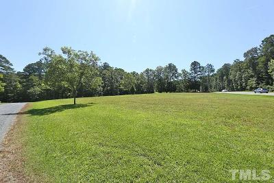 Apex Residential Lots & Land For Sale: Nc 751 Highway