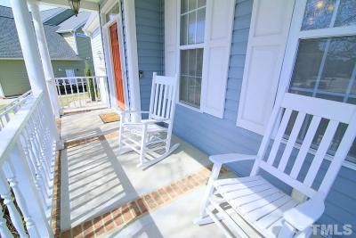 Willow Spring(S) Single Family Home For Sale: 8108 Cleburne Court