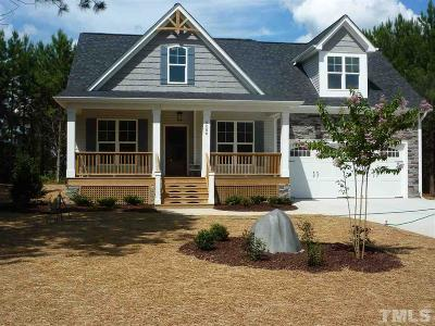 Zebulon Single Family Home For Sale: 4208 Bald Cypress Drive