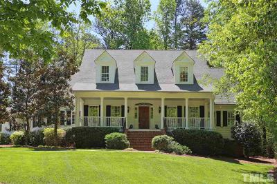 Raleigh Single Family Home For Sale: 1228 Dorleath Court