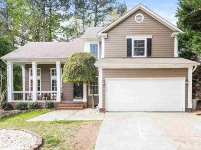 Raleigh Single Family Home For Sale: 12300 Hartwick Court