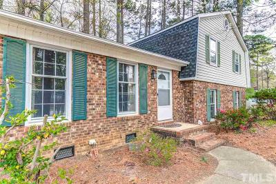 Cary Single Family Home Contingent: 402 SW Maynard Road