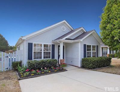 Durham Single Family Home Contingent: 4504 Dolwick Drive