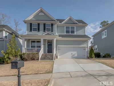 Holly Springs Single Family Home For Sale: 229 King Oak Street