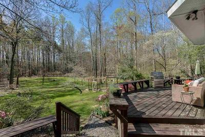 Chapel Hill Single Family Home For Sale: 8518 Meadow Ridge Lane