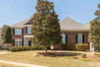Brier Creek, Brier Creek Country Club, Country Club Hills, Eagle Ridge, Hedingham, Northridge, River Ridge, River Ridge Golf Community, Wakefield, Wildwood Green Single Family Home Contingent: 12421 Schoolhouse Street