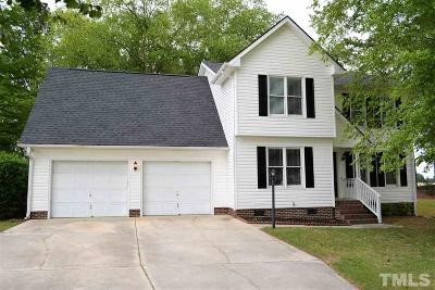 Angier Single Family Home For Sale: 207 Windsor Drive
