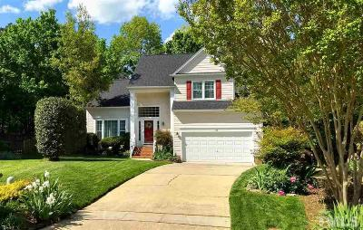 Cary Single Family Home Contingent: 103 Gettysburg Drive