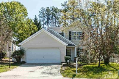 Durham Single Family Home For Sale: 4605 Dolwick Drive