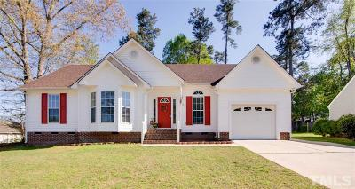 Knightdale Single Family Home Contingent: 103 Onyx Lane