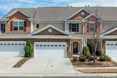 Cary Townhouse For Sale: 424 Fly Bridge Drive