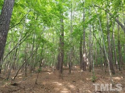Durham Residential Lots & Land For Sale: Piney Creek Lane