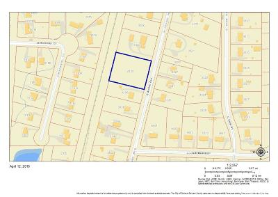 Durham County Residential Lots & Land For Sale: 3330 S Alston Avenue