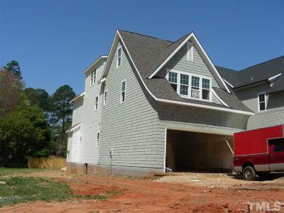 Raleigh Single Family Home Pending: 1014 Schaub Drive